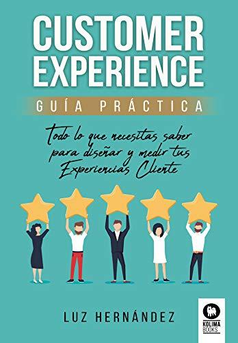 Libro Customer Experience Luz Hernández